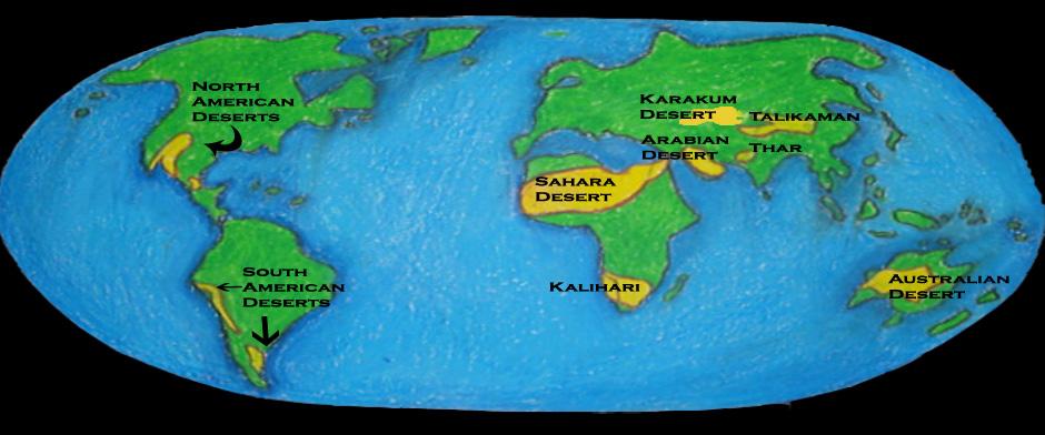 Desert-Location
